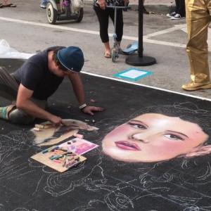 Atlanta Chalk Artist - Chalk Artist in Atlanta, Georgia