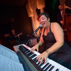 Audra Sergel - Jazz Singer / Pianist in Columbia, Missouri