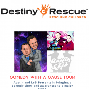 Austin and LeB Presents - Christian Comedian in Knoxville, Tennessee