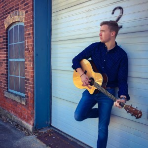 Austin Conrad - Singing Guitarist / Acoustic Band in Oklahoma City, Oklahoma