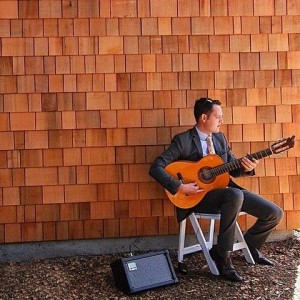 Austin Najera Spanish Guitar - Classical Guitarist in Sacramento, California