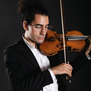 Ayrton Pisco - Violinist in New Haven, Connecticut