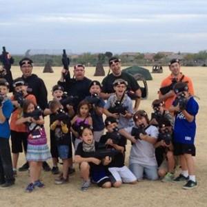 AZ Laser Tag - Mobile Game Activities in Mesa, Arizona