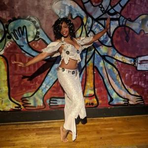 AZYRA IZEL Entertainment - Belly Dancer in Baltimore, Maryland