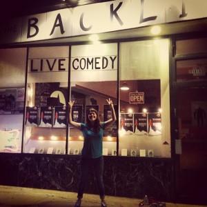 Backline Improv Theatre