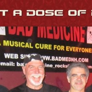 Bad Medicine - Rock Band in Hudson, New Hampshire
