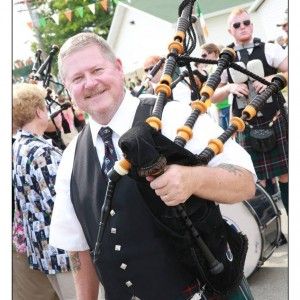 Michael Henry - Highland Piper - Bagpiper in Strongsville, Ohio