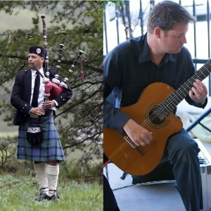 DJ/Guitarist/Bagpiper- Michael Lancaster - DJ / Jazz Guitarist in Denver, Colorado