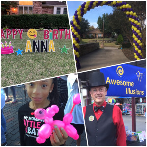 Richard's Balloons, Magicians, Yard Art and More! - Balloon Twister / Party Decor in Arlington, Texas