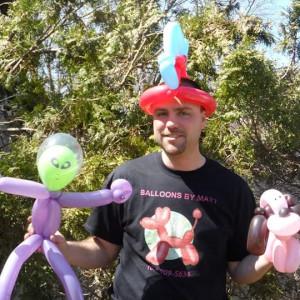Balloons by Matt