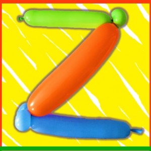 Balloons by Zippy