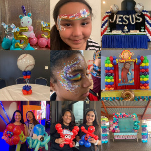 Balloonsandfaces - Photo Booths / Balloon Twister in Mercedes, Texas