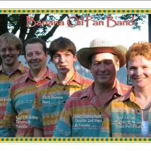 Banana Oil Pan Band - Steel Drum Band in Columbia, Missouri