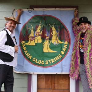 Banana Slug String Band - Children's Music / Children's Party Entertainment in Santa Cruz, California