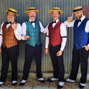 BOH - Barbershop Quartet in Los Angeles, California
