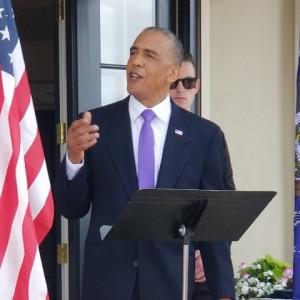 President Barack Obama Impersonator Michael Bryant - Barack Obama Impersonator in San Francisco, California