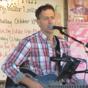 Barry Bowman - One Man Band in Bluefield, West Virginia