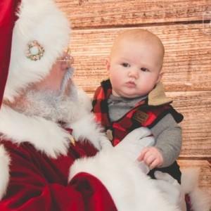 Battle Born Santa - Santa Claus in Reno, Nevada
