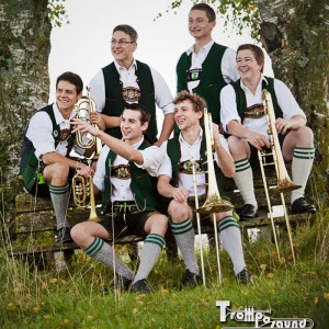 Bavarian Octoberfest Brass-Band: Tromposaund - Brass Band in Munich, North Dakota