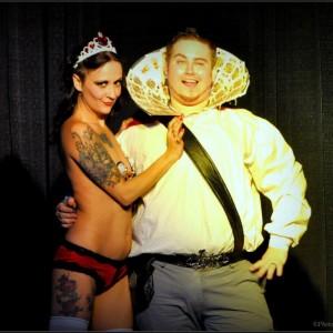 Bayside Bombshells Burlesque Troupe - Burlesque Entertainment in Traverse City, Michigan