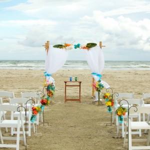 Beach Weddings - Wedding Planner / Event Planner in Port Aransas, Texas