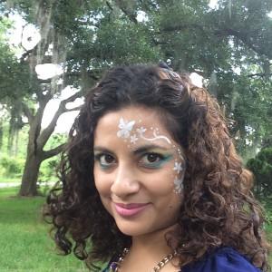 Beautiful Faces by Glenda Munguia - Face Painter in Houston, Texas