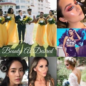 BeautyAsDesired - Makeup Artist in San Diego, California