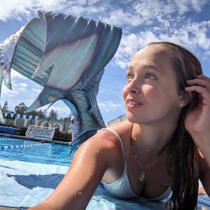 Becca the Millennial Mermaid