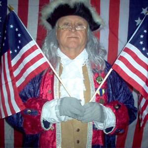 Ben Franklin - Actor in Boise, Idaho