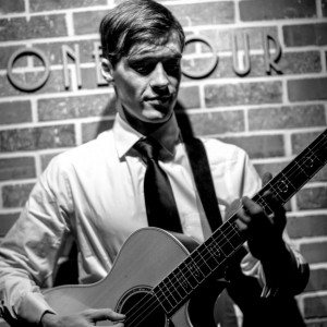 Ben Griffith - Singing Guitarist / 1990s Era Entertainment in San Antonio, Texas