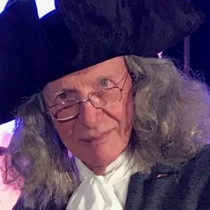 Benjamin Franklin - Actor in Orlando, Florida