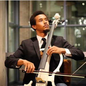 Benjamin Gates of Asteroid Titanium - Cellist in Washington, District Of Columbia