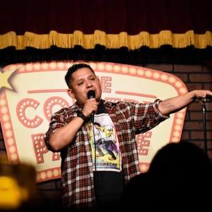 Benji GarciaReyes Comedy