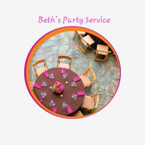 Beth's Party Service - Waitstaff / Bartender in Philadelphia, Pennsylvania