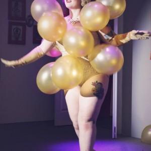 Betsy Propane - Burlesque Entertainment in Huntington, West Virginia