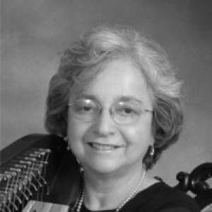Bette Vidrine - Harpist in Lafayette, Louisiana