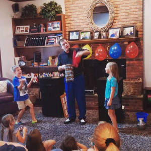 B. Happie Entertainment, LLC - Magician / Balloon Twister in Oviedo, Florida
