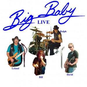 Big Baby - Classic Rock Band in Jacksonville, Florida