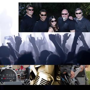 Big Daddy Rockers - Dance Band in Bay Area, California
