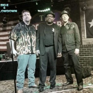 Big E & The Lowdown - Blues Band in Spring, Texas