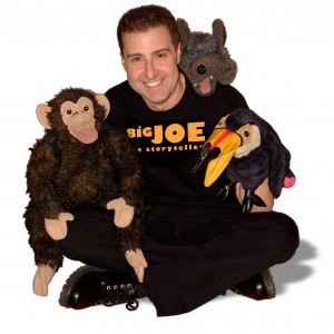 Big Joe the Storyteller - Storyteller / Puppet Show in Boston, Massachusetts