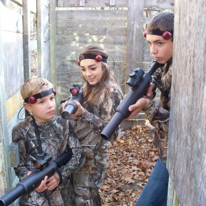 Bill's Extreme Paintball and Laser Tag