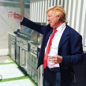 Donald Trump AKA Bruce Adel - Donald Trump Impersonator / Impersonator in Ventura, California