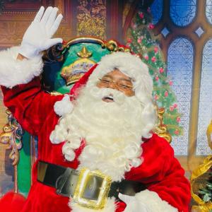 Black Santa - Actor in Miami, Florida