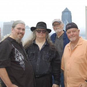 Black Water Swamp Band - Classic Rock Band in Jacksonville, Florida