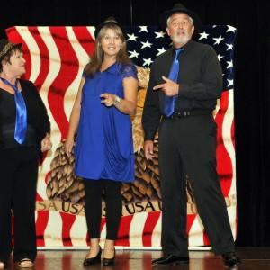 Blue Skies Trio - Tribute Band in San Diego, California