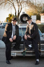 Blues Brothers Tribute Act - The Soul Men