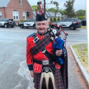 Bob Cameron, Piper - Bagpiper in Braintree, Massachusetts