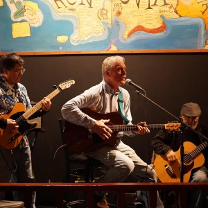 "Bob Eller's  ""Grey Wolf Band"""