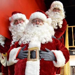 Christopher Edwards Productions - Santa Claus in Hyannis, Massachusetts